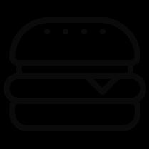 panino hamburger castellabate